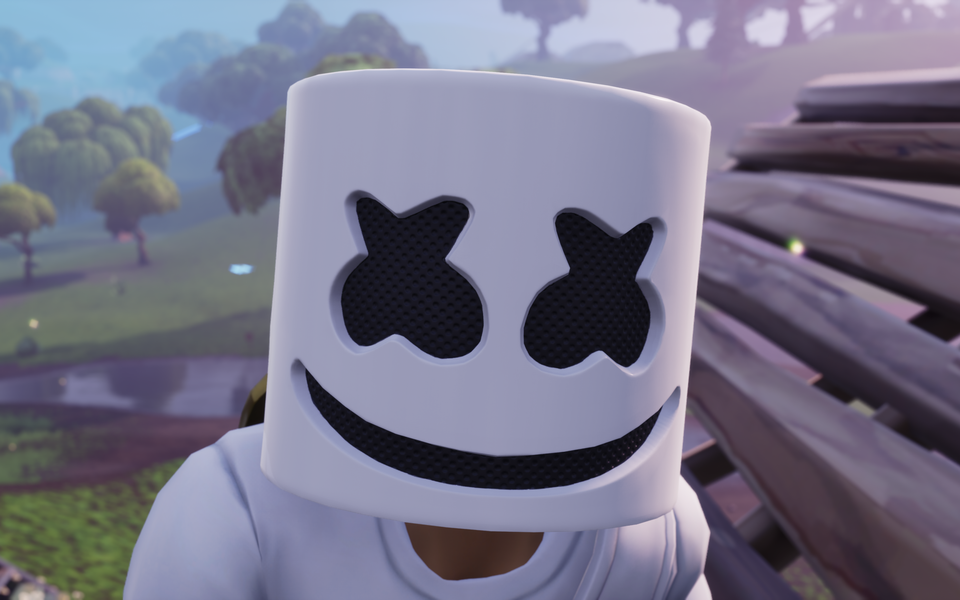 Fortnite Is Giving All Marshmello Skin Owners Something If 960x600