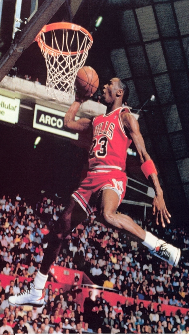640x1136px Michael Jordan Wallpaper For Iphone Wallpapersafari