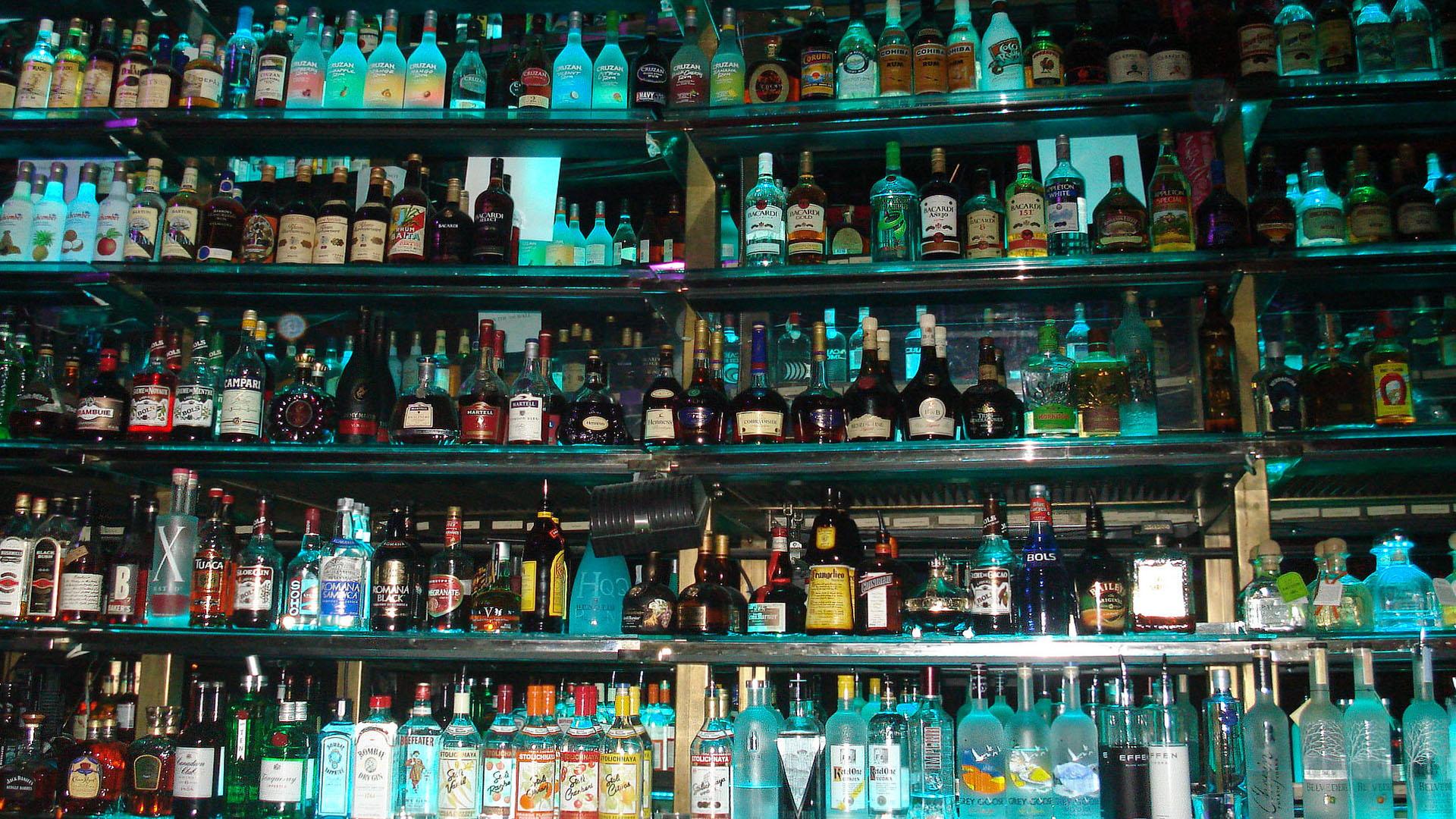 Sound Bar Background Pub Wallpaper - Wallpa...