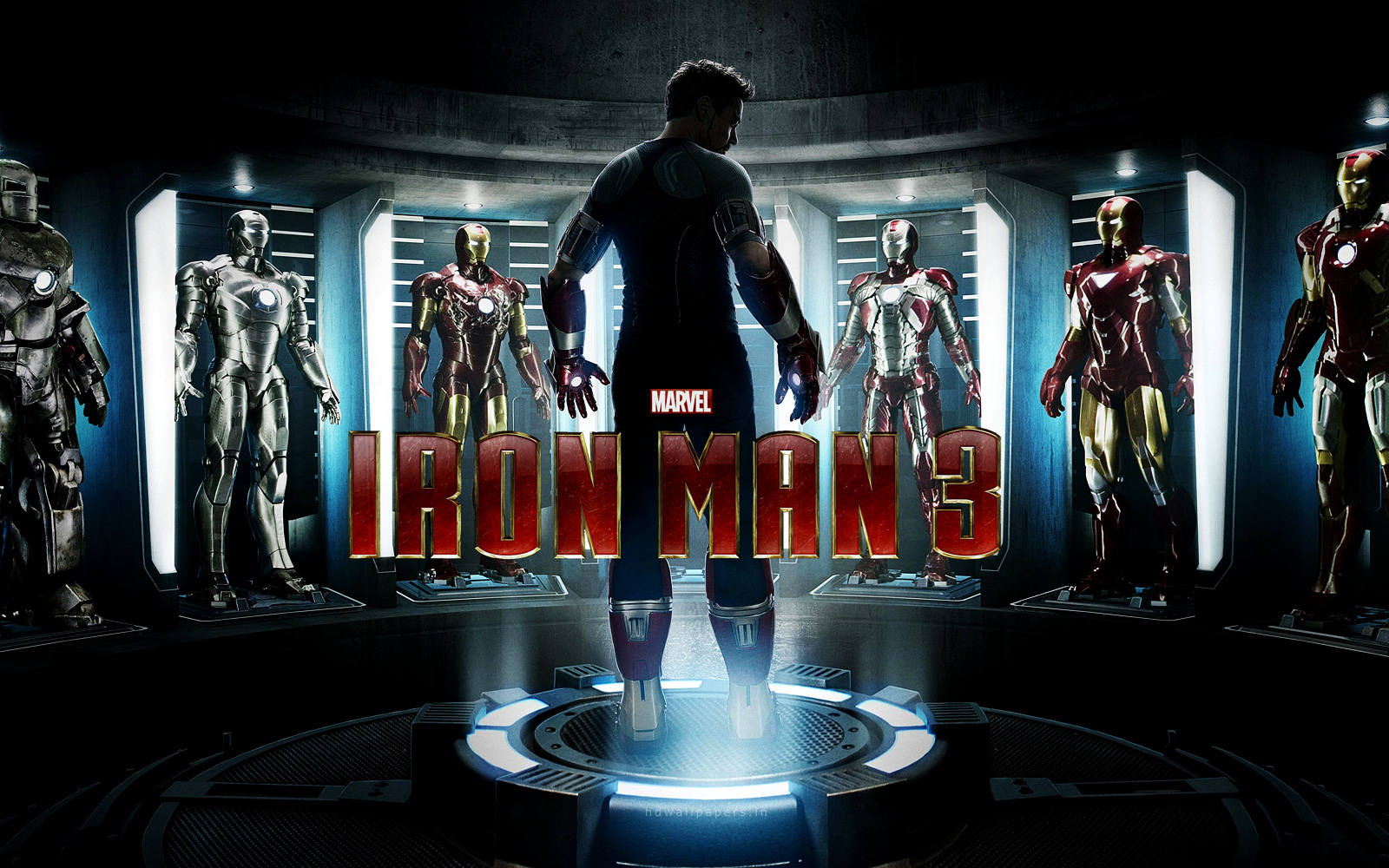 Hd Wallpapers Iron Man 3 - WallpaperSafari