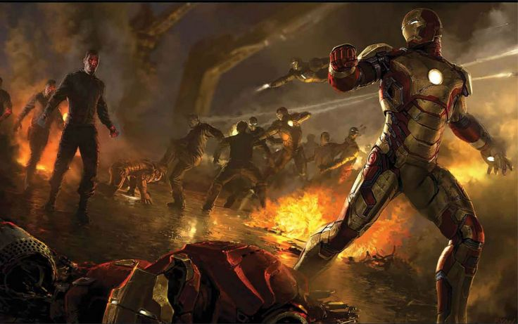 action fighting 1cacw warrior sci fi avengers wallpaper background 736x461