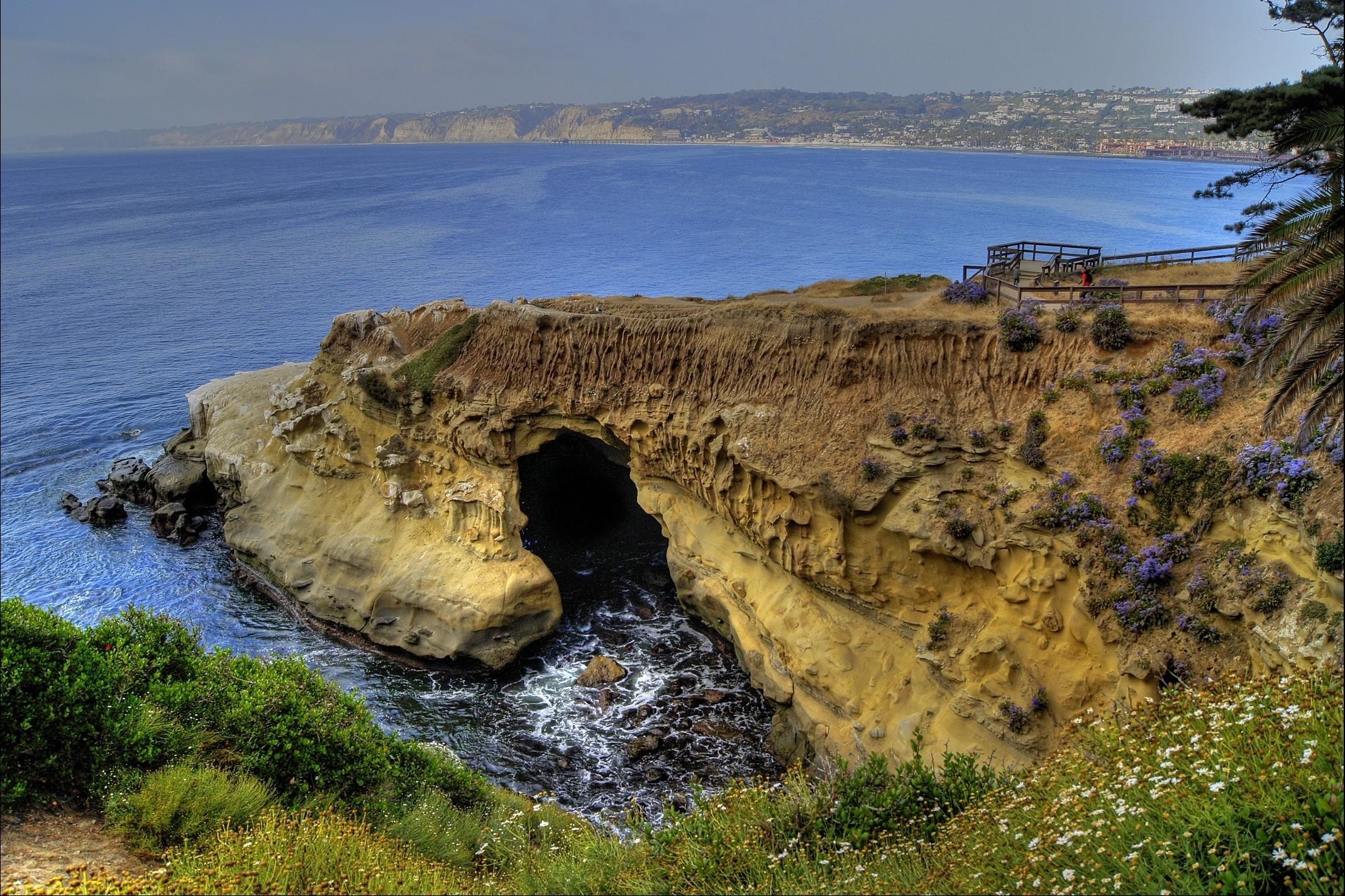 California La Jolla Usa Nature Wallpaper 102774 2139x1425