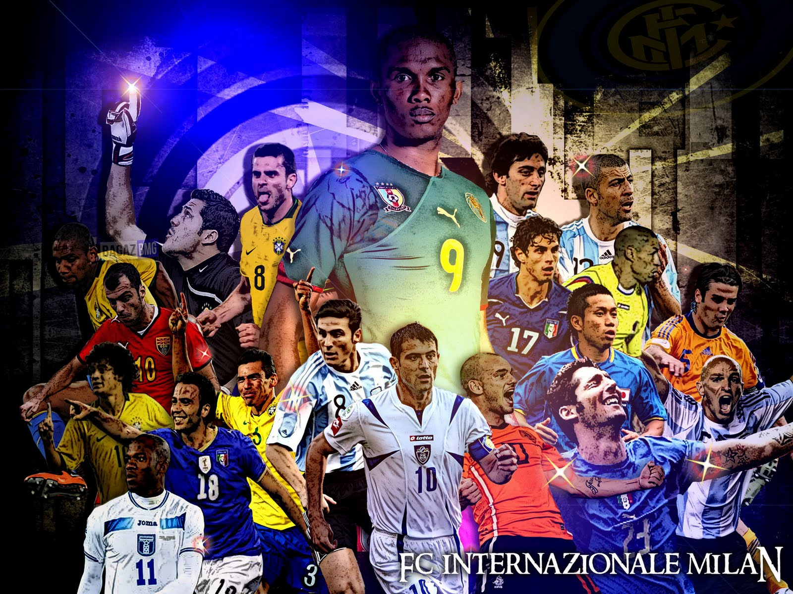 Wallpaper Uefa Champions League 2011 Wallpapers   Football Champions 1600x1200
