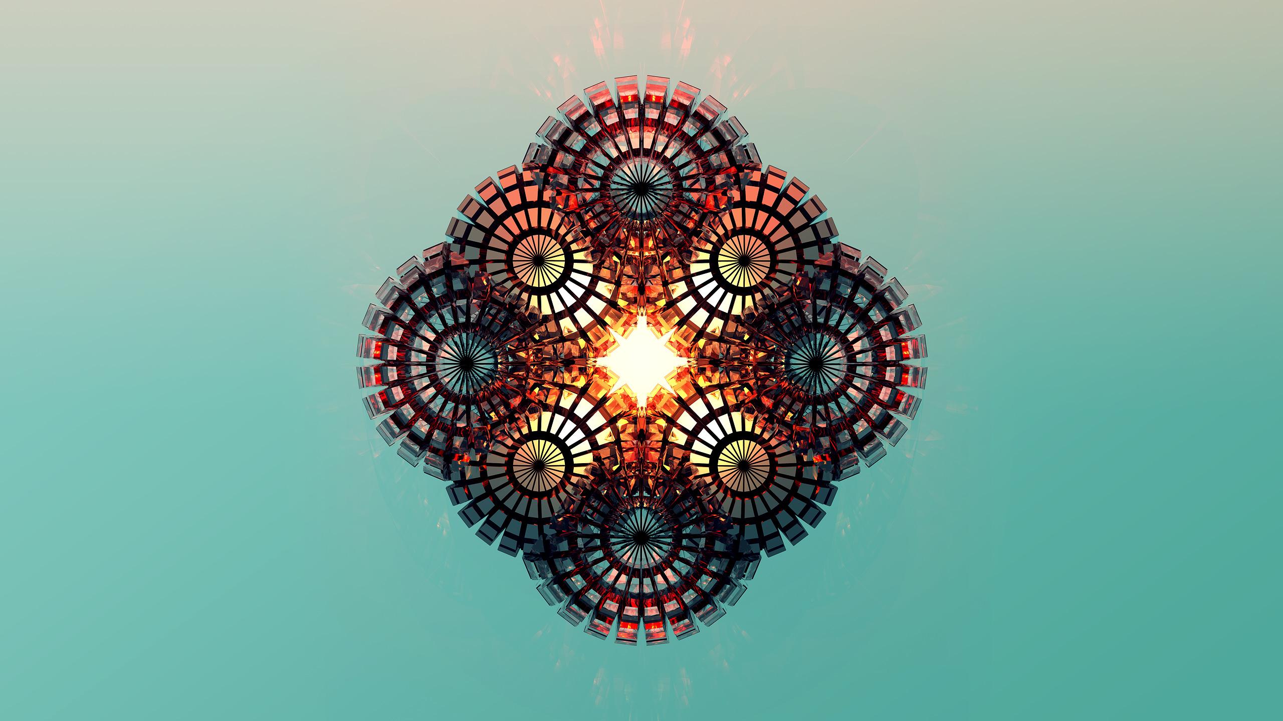 FACETS Mandala III 335365 2014 2560x1440