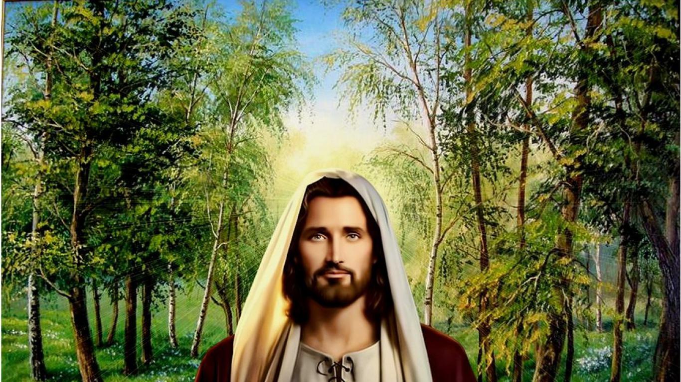 jesus christ wallpaper 1366x768