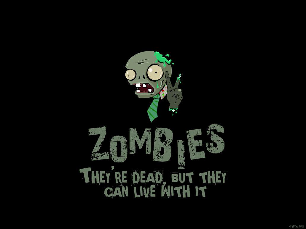 Zombie wallpaper by J1Tah 1032x774