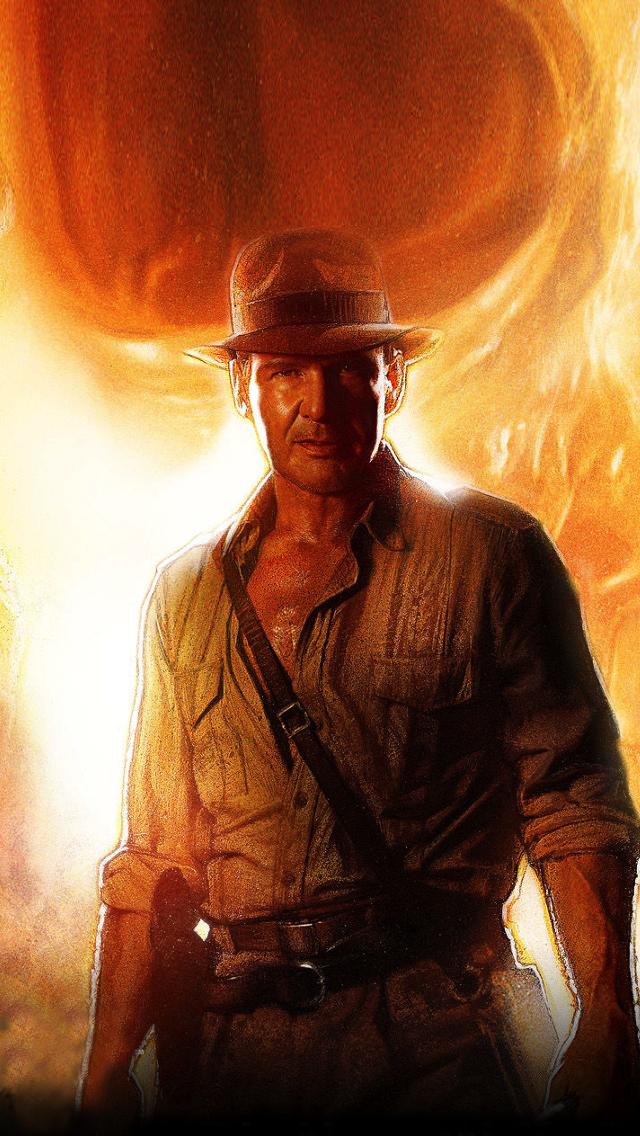 IPhone 5 Wallpaper 9 Indiana Jones Wallpapers 640x1136