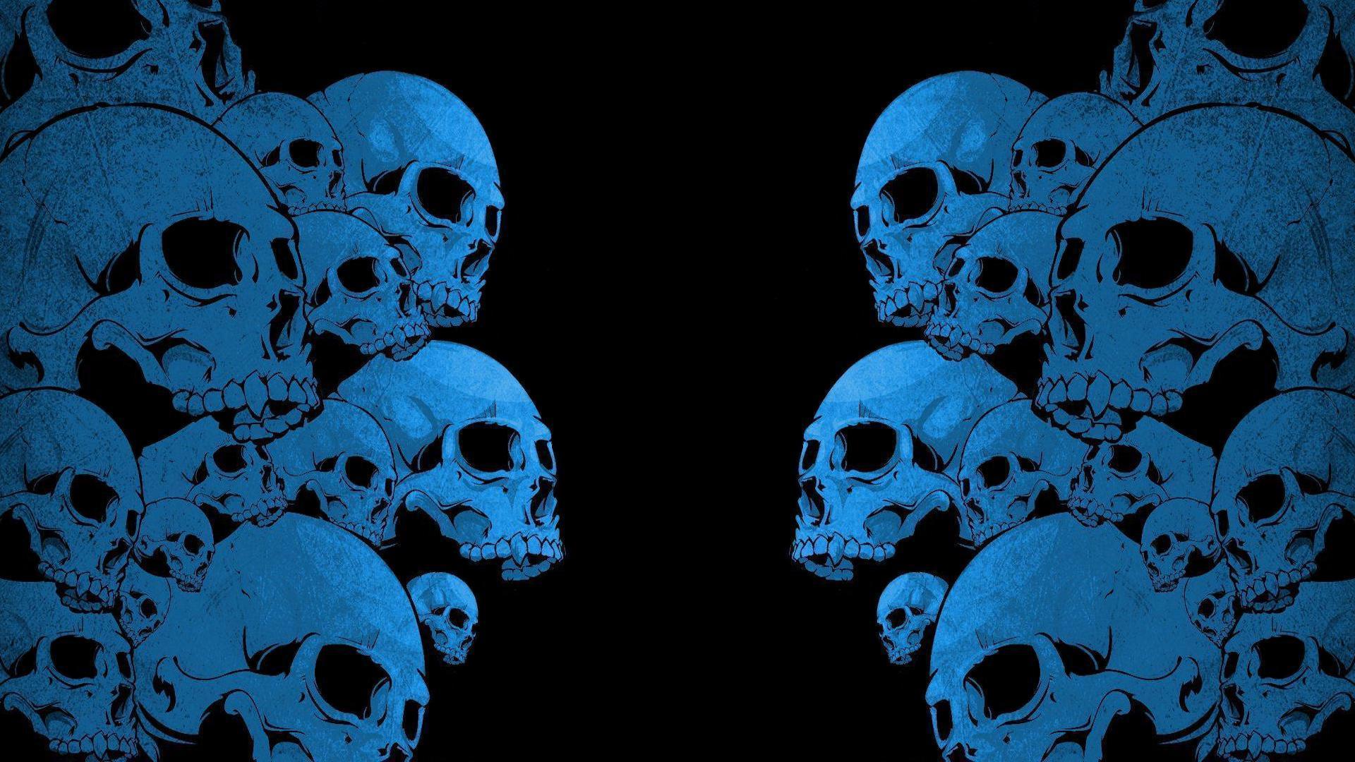 HD Skull Wallpapers 1920x1080