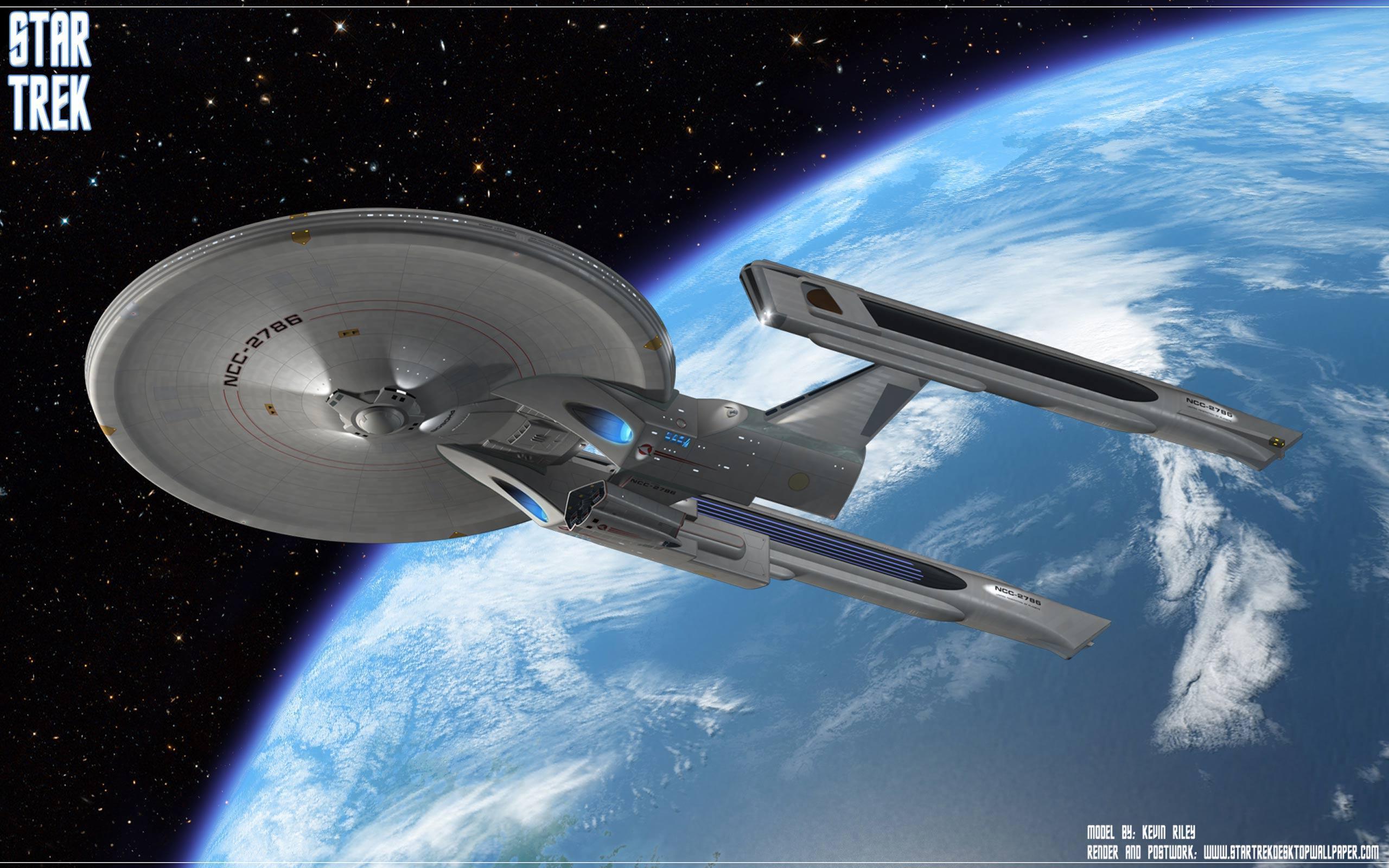 Star Trek Ships Wallpapers 2560x1600