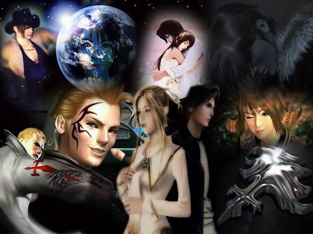 Final Fantasy VIII images Final Fantasy VIII wallpaper photos 1024x768