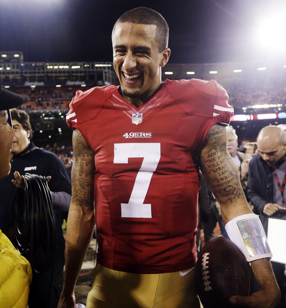 colin kaepernick Colin Kaepernick   Wallpapers Pictures 919x990