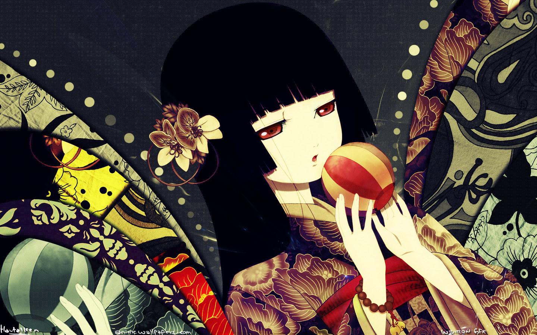 Hell Girl   Anime Wallpaper 16660154 1440x900