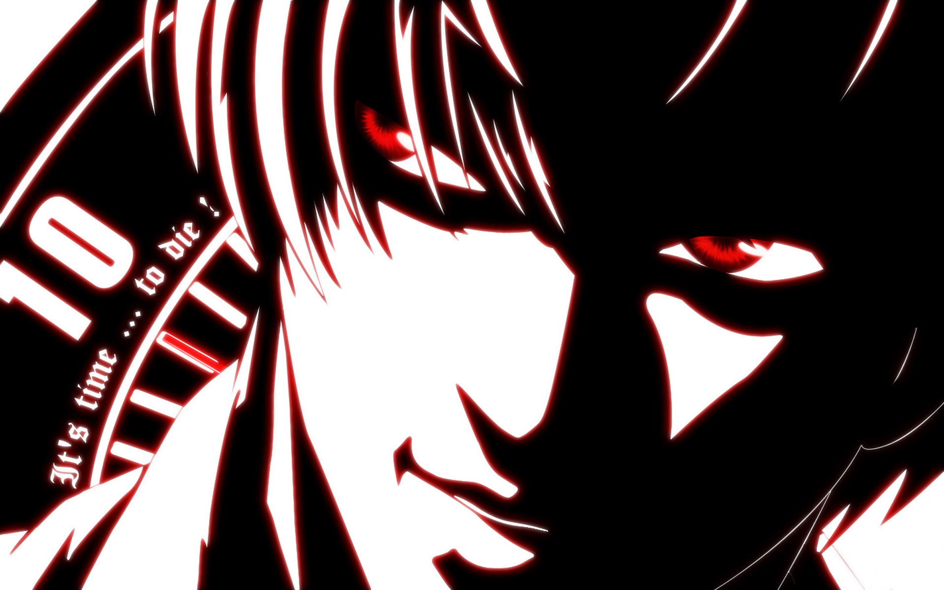Light Yagami Wallpaper 1920x1200 Wallpapers 1920x1200 Wallpapers 1920x1200