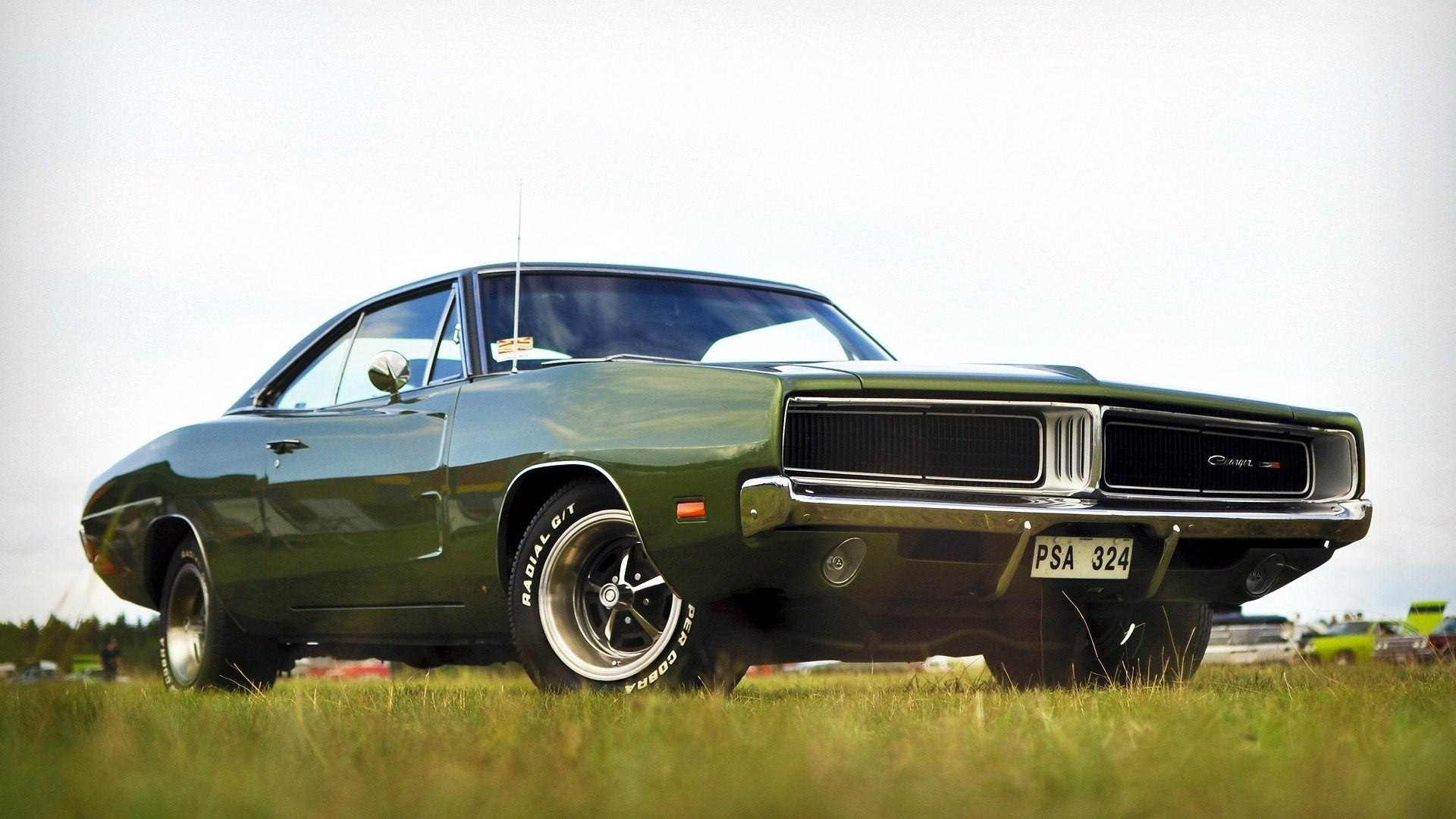 Cars chevrolet charger dodge muscle car wallpaper 63701 1920x1080