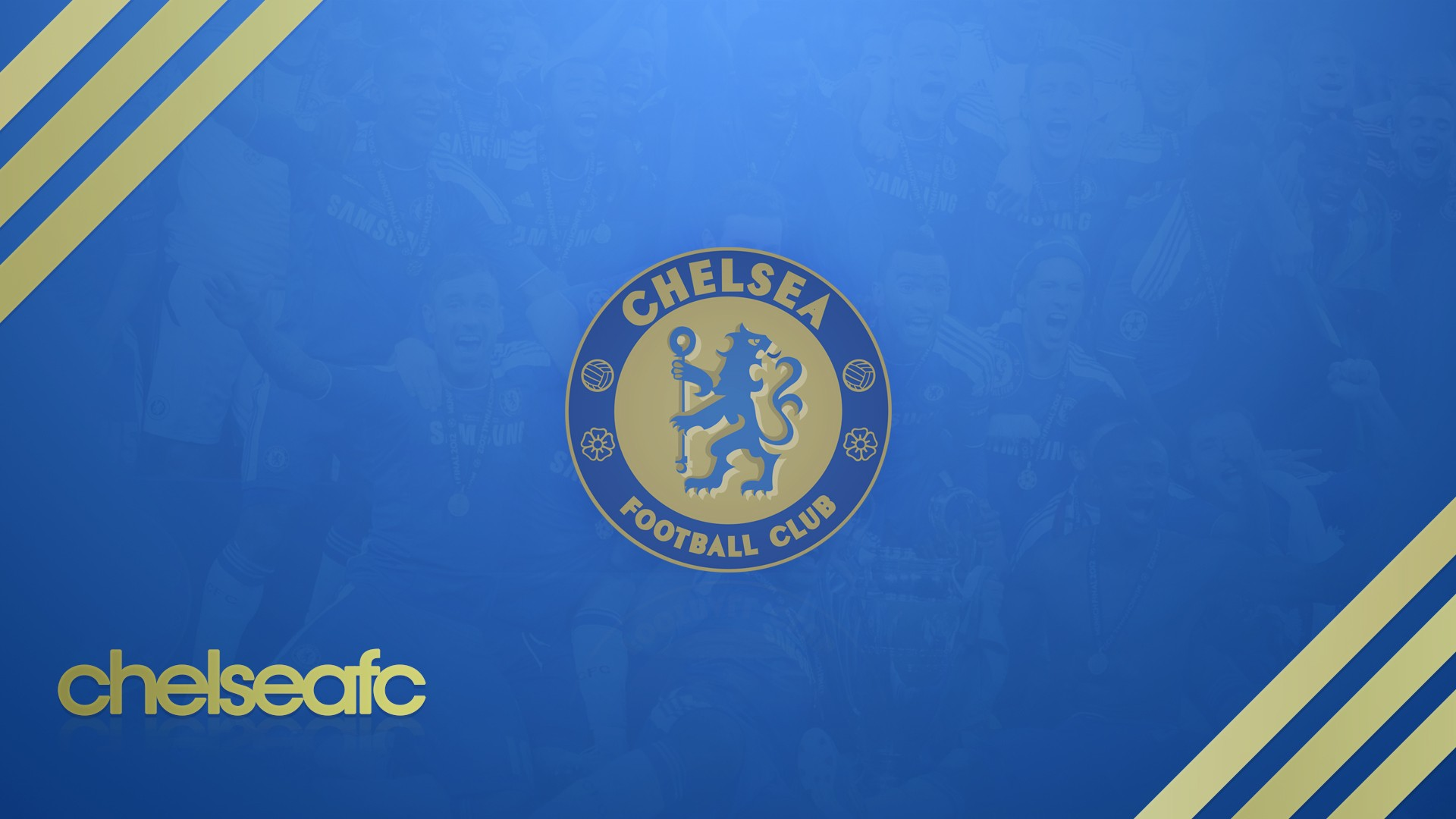 Cool Chelsea Fc Wallpaper Logo For Backgrounds 16359 Wallpaper 1920x1080