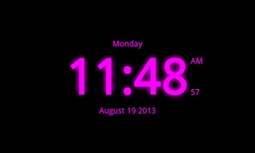 Digital Clock Wallpaper Apps Directories 512x307