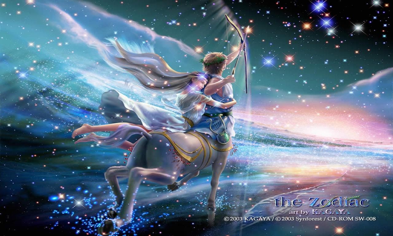 sagittarius constellation wallpaper 12283 hd wallpapersjpg 1280x768