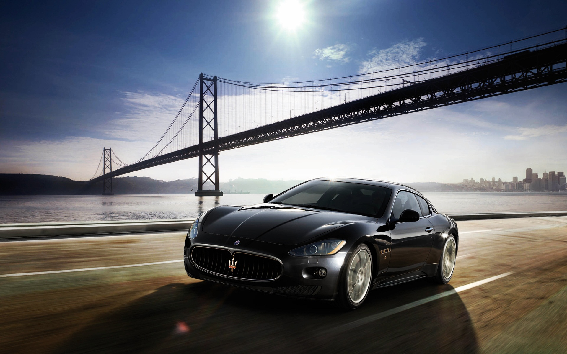 Maserati GranTurismo Wallpapers HD Wallpapers 1920x1200