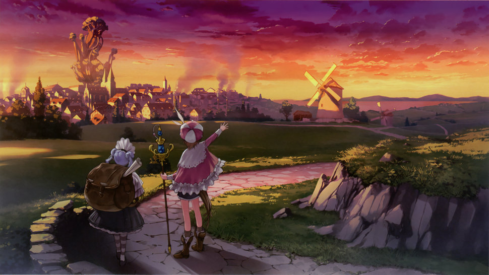 Atelier Rorona Wallpaper   ForWallpapercom 970x546