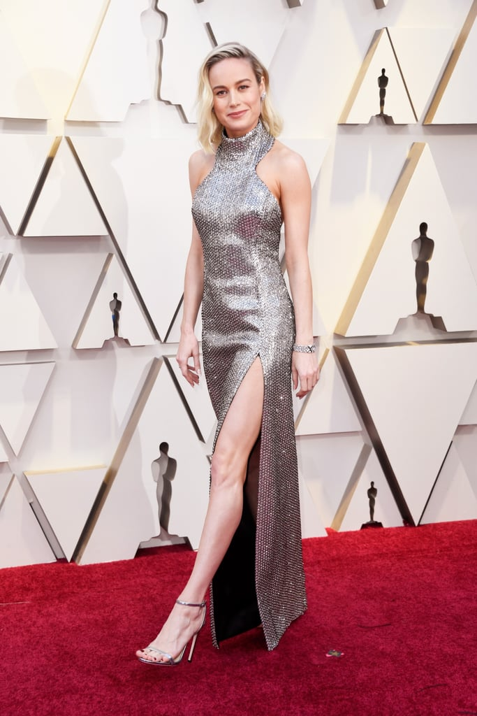 Actresses afbeeldingen Brie Larson 2019 Oscars red carpet HD 683x1024