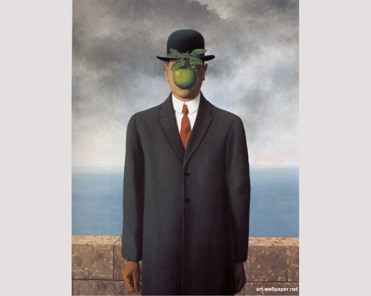 Pics Photos   Rene Magritte Paintings Rene Magritte 1280x1024