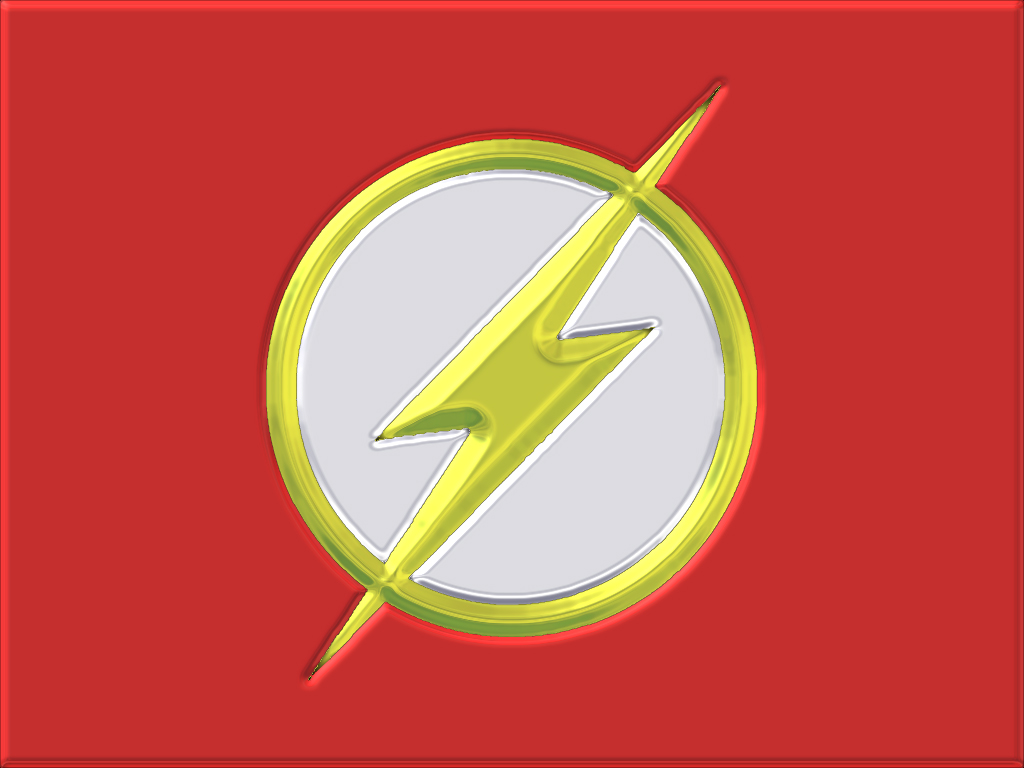 Animated Flash Symbol by veraukoion 1024x768