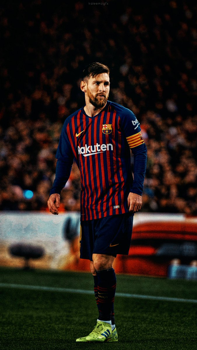 K a l e e m z on Twitter Lionel Messi Mobile wallpapers 675x1200