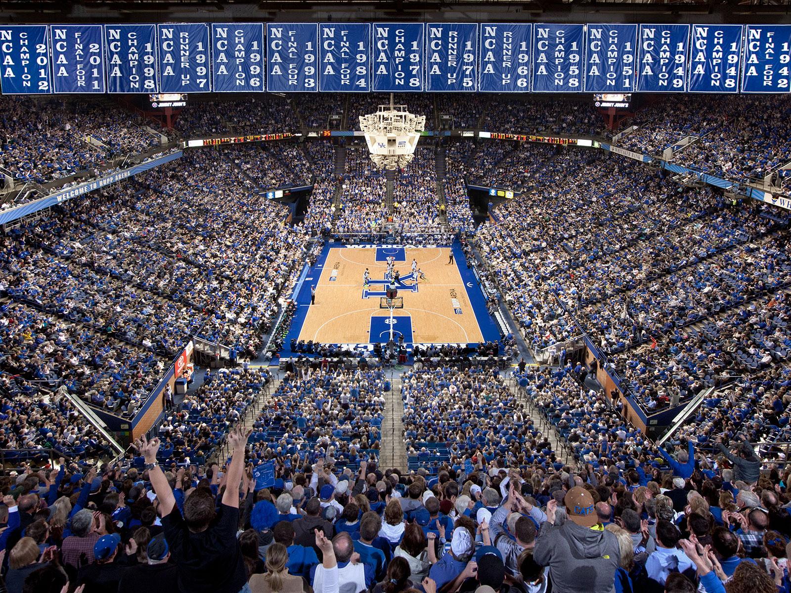Kentucky Basketball Wallpaper For Desktop Wallpapersafari