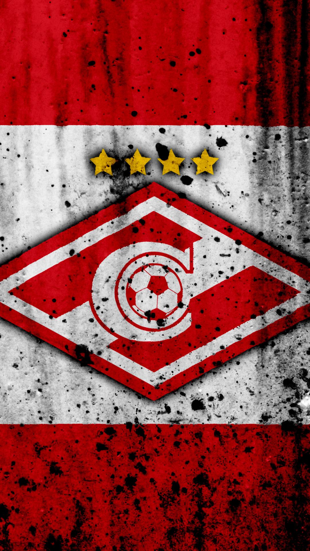 SportsFC Spartak Moscow 1080x1920 Wallpaper ID 787597   Mobile 1080x1920