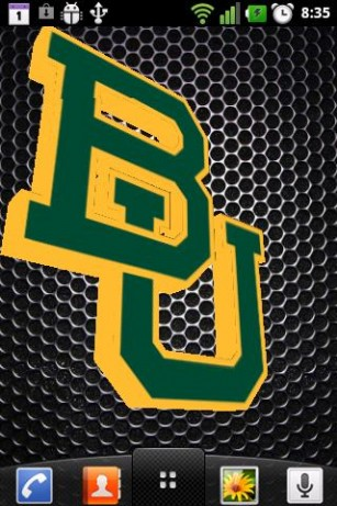Baylor Bears Football Logo Car Interior Design 307x461