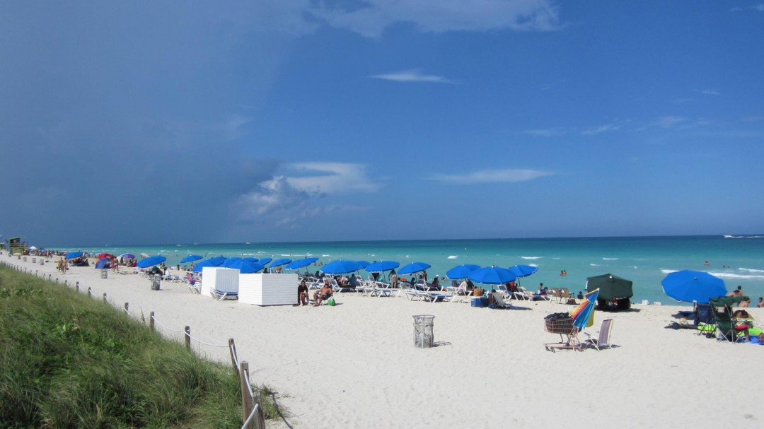 South Beach Miami Florida HD Wallpaper HDwallpaper2013com links 1080x607