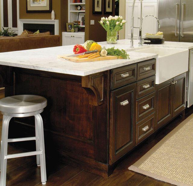 Farmhouse Kitchen Sink Island HOME WALLPAPERS NEXT HOME 640x618