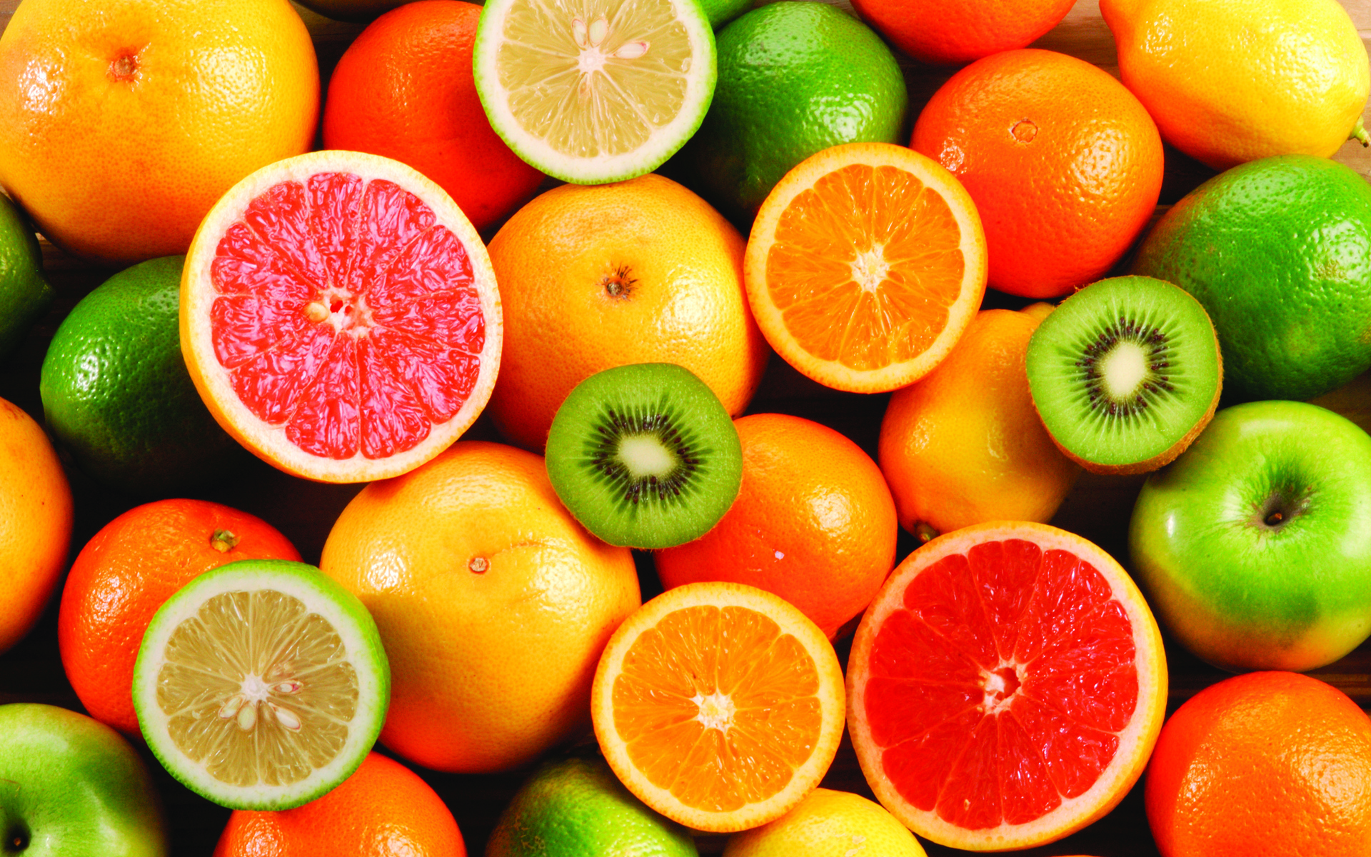 All Fresh Fruit Wallpaper Image 1920x1200