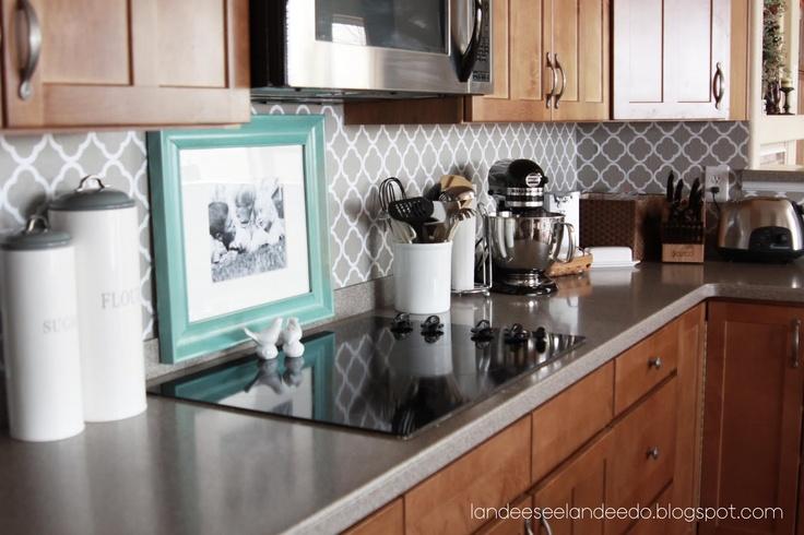 Peel And Stick Backsplash Ideas For Your Kitchen Decozilla 736x490