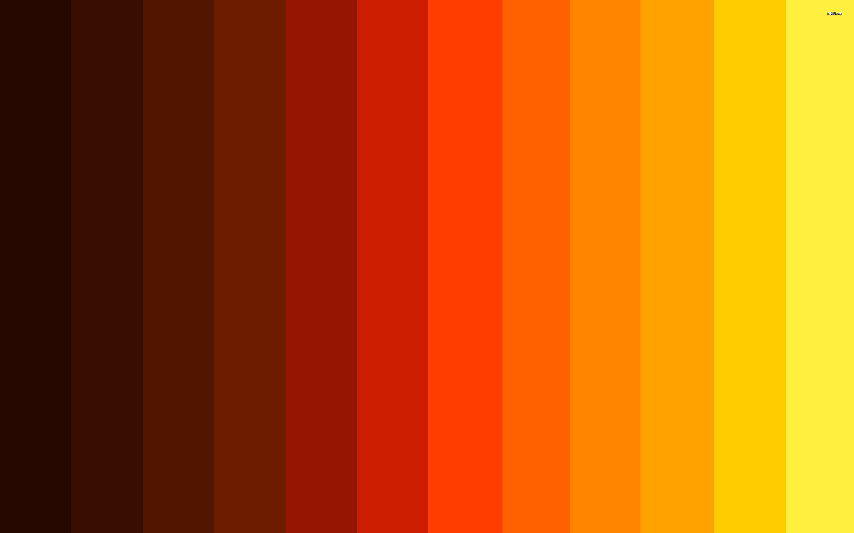 Autumn color stripes wallpaper - Vector wallpapers - #1749