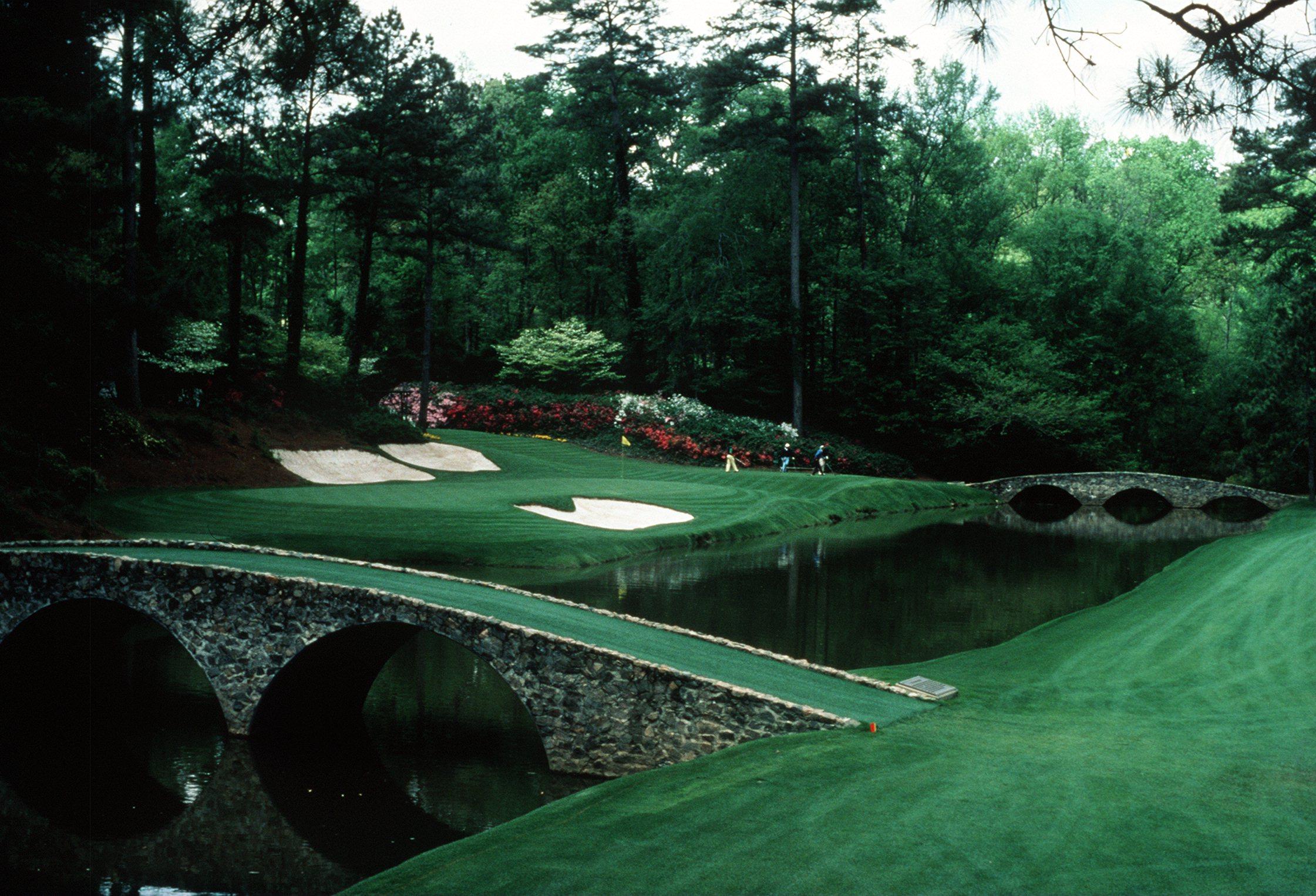 Hd Wallpapers Amen Corner Masters Golf 2663 X 1752 3388 Kb Jpeg | HD ...