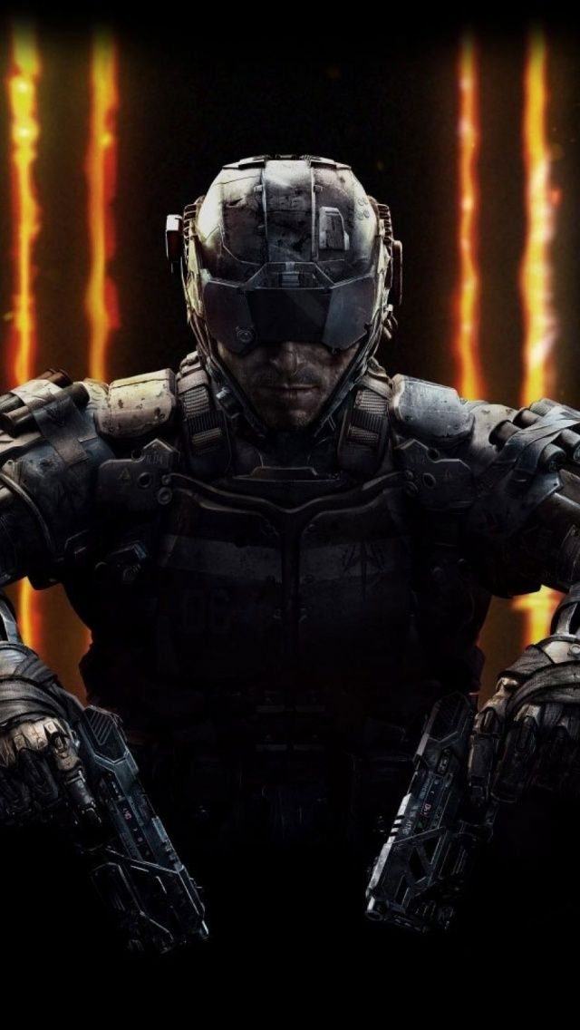 Call Of Duty Black Ops 3 Mobile Wallpaper   Mobiles Wall With 640x1136