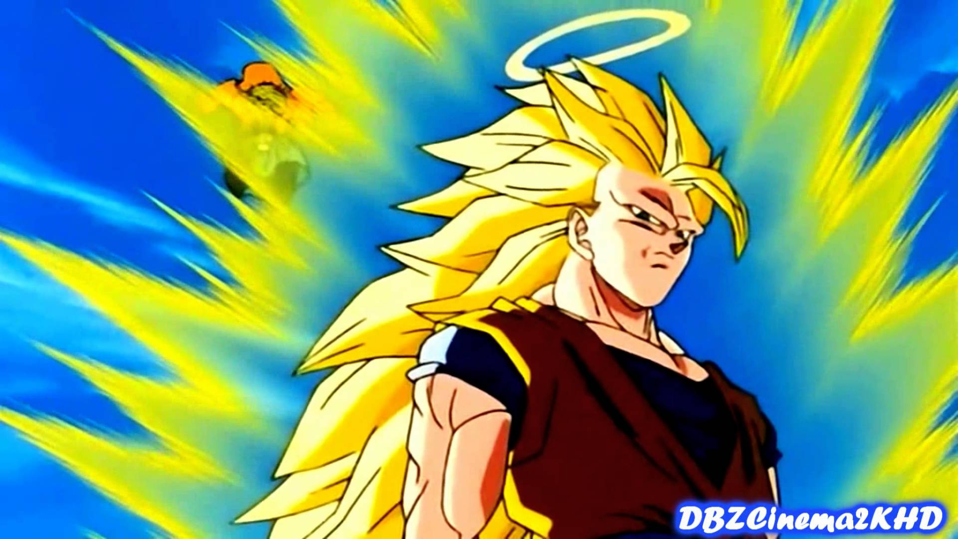 Goku   Dragon Ball Z Wallpaper 35368350 1920x1080