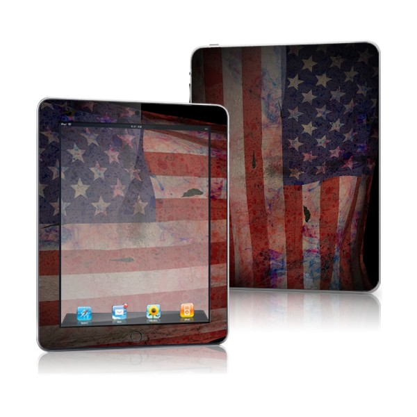 iPad skins iPad 1st Generation USA 2 skin for iPad 1st Generation 600x600