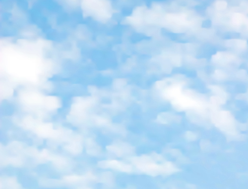 Blue Sky with clouds vector backgrounds 05   Vector Background 500x382