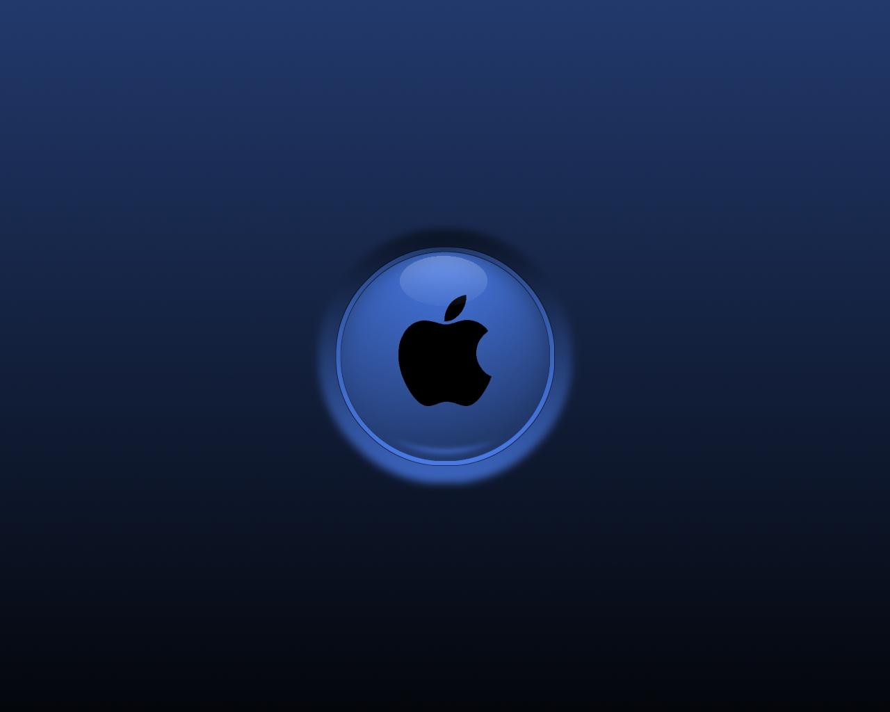 Apple Desktop Wallpaper Blue HD wallpaper background 1280x1024