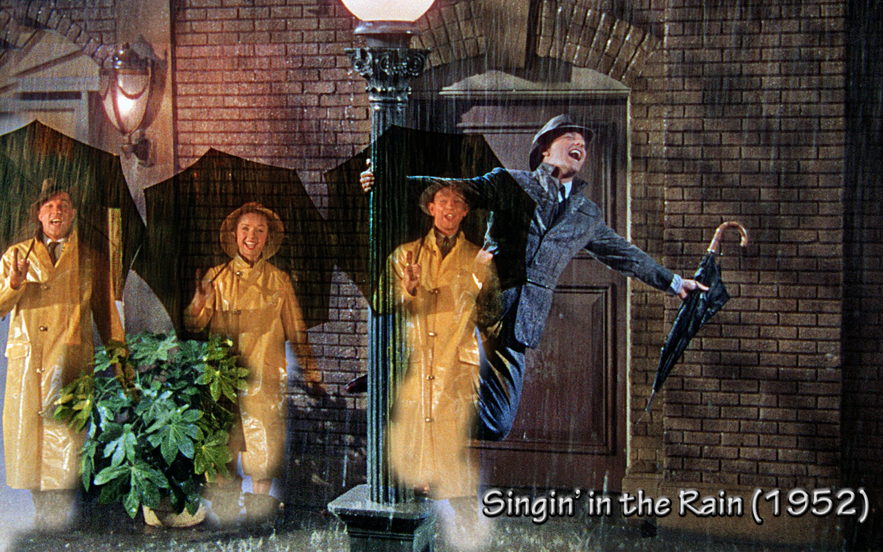 Classic Movies images Singin in the Rain 1952 HD wallpaper and 1280x800
