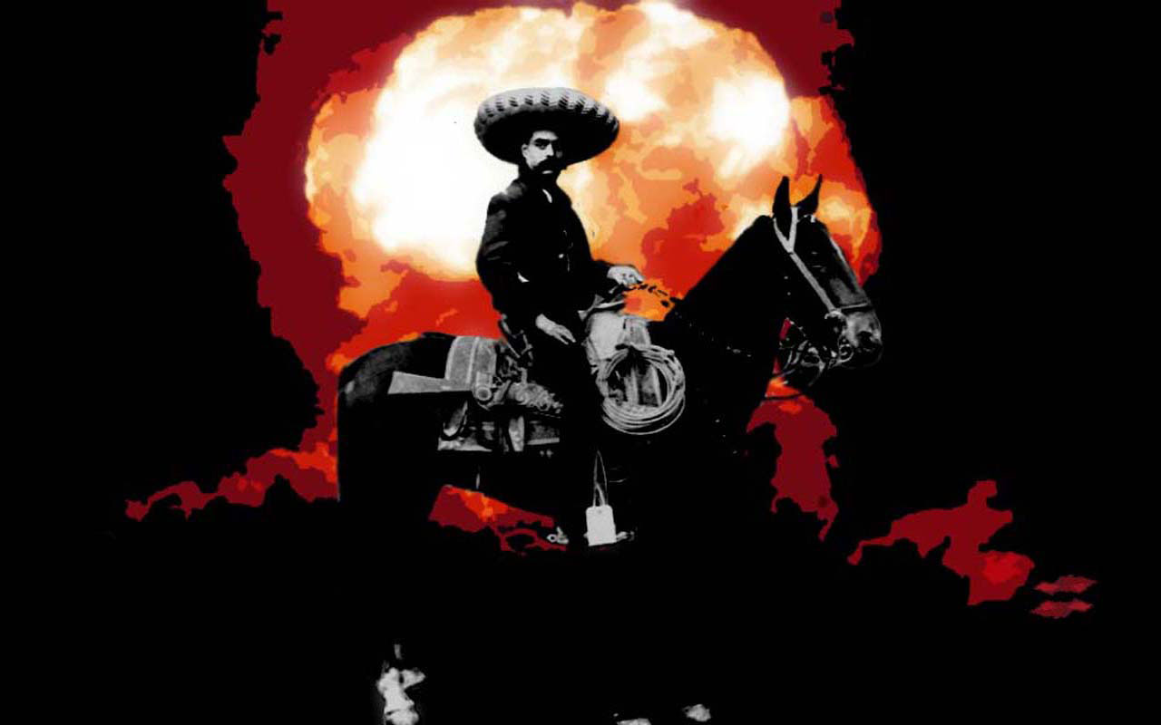 Historical Wallpapers Emiliano Zapata 1879 1919 1280x800