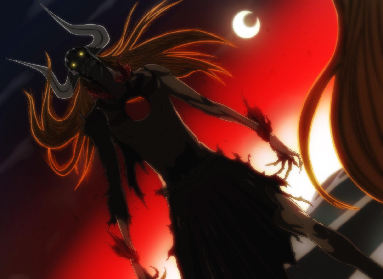 Ichigo Full Hollow Colored 3 by Omar6 1600x1167
