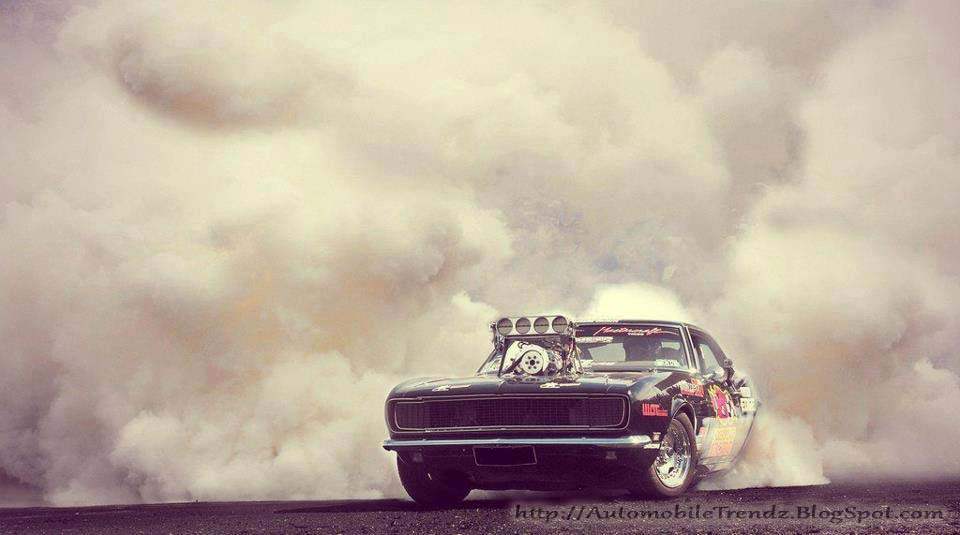 Camaro Burnout Wallpaper Wallpapersafari