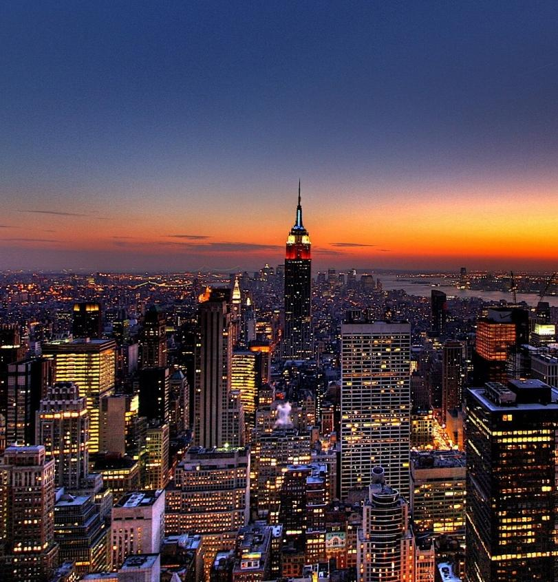 Desktop Wallpaper New: New York Skyline Wallpaper