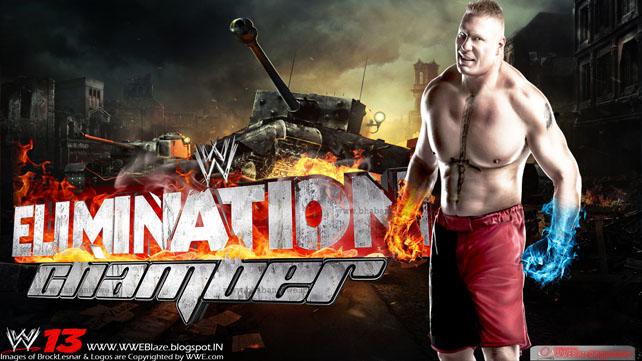 WWE Wallpaper Downlaod Elimination Chamber 2013 642x361
