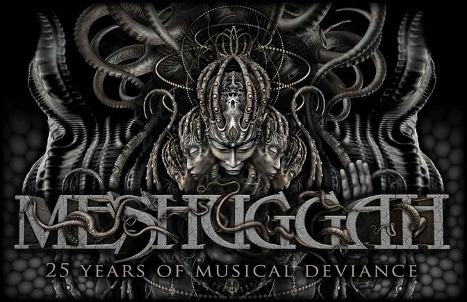 Meshuggah Nothing Wallpaper Influential meshuggah 672x435