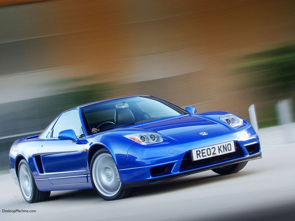 Free download Honda NSX Wallpaper [1024x768] for your