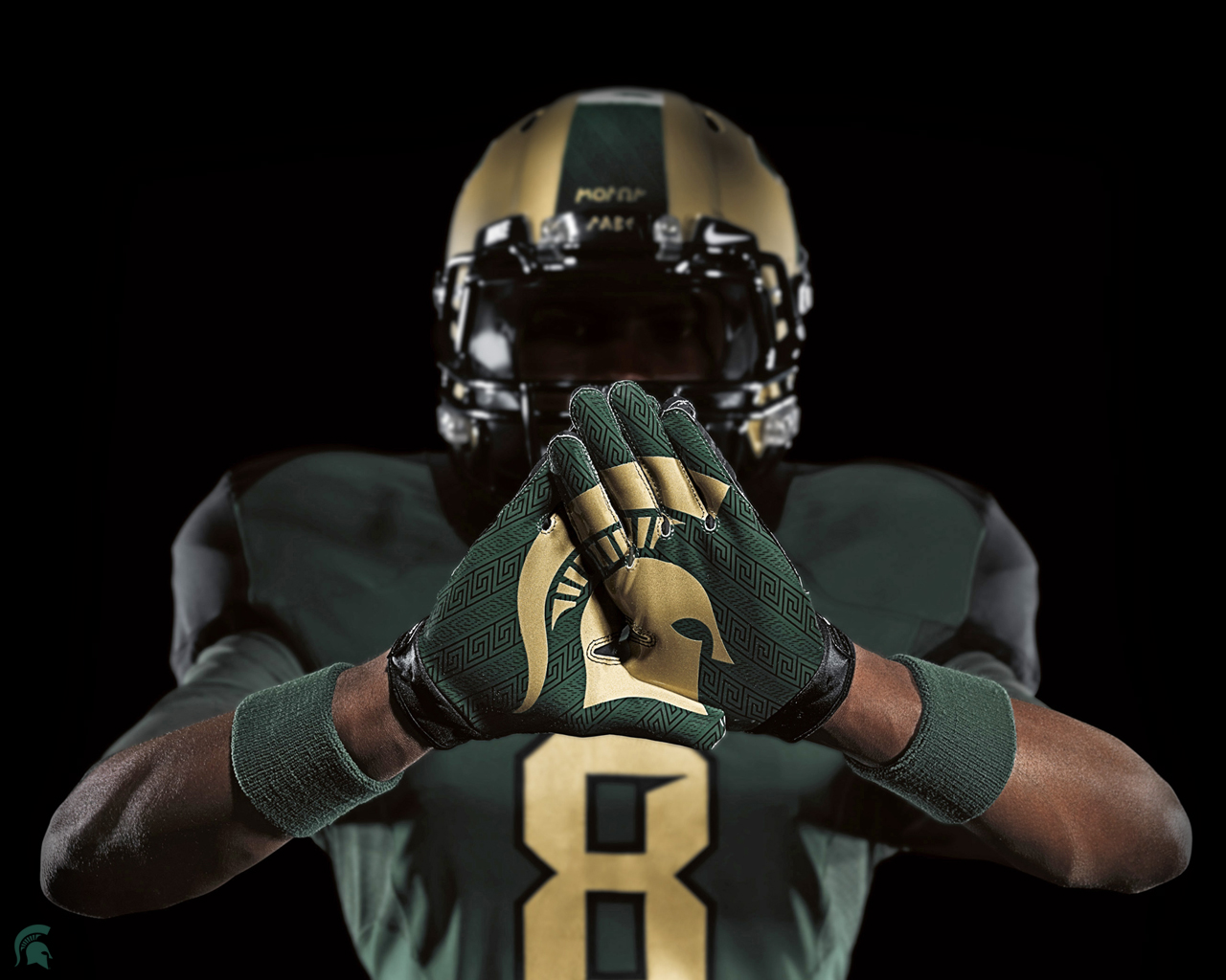 Michigan State Official Athletic Site 1280x1024